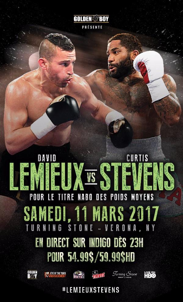 Duel Lemieux – Stevens : l'analyse de GhislainMaduma
