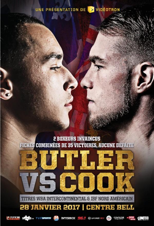 Steven Butler confronté à BrandonCook