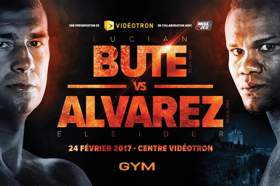 Lucian Bute persiste et engage de nouveau Angel Heredia