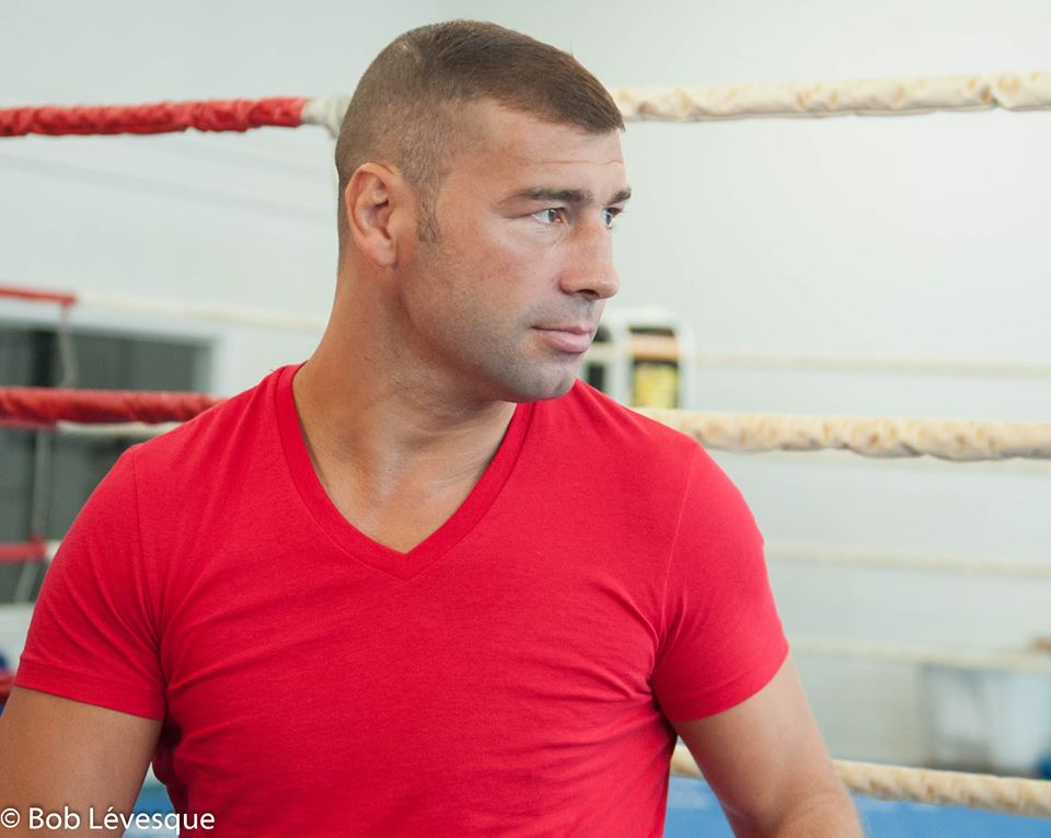 Dopage : règlement conclu entre Lucian Bute et le District of Columbia