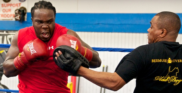 Bermane Stiverne pourrait faire face à Luis Ortiz