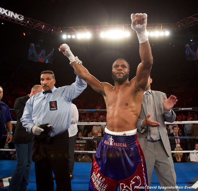 Perspective 2017 : Jean Pascal
