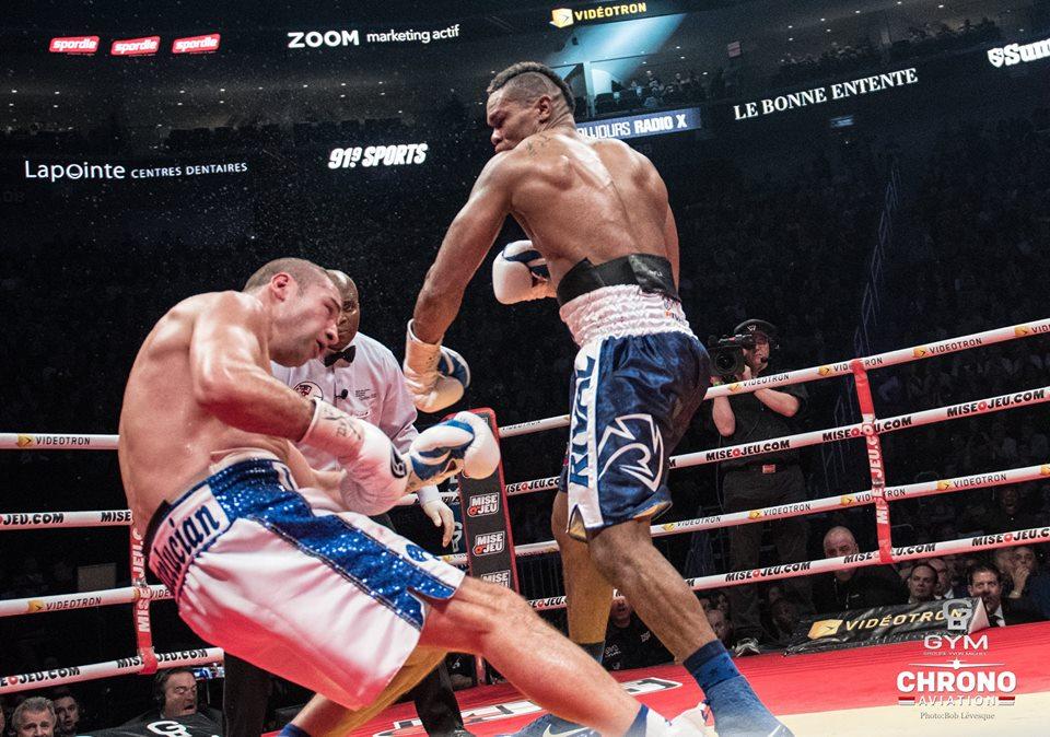 La boxe au fil de la semaine #138 – l'actualité vue par RichardCloutier