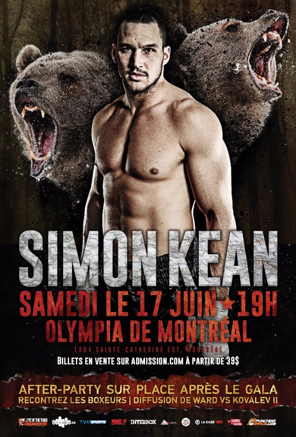 Simon Kean : la volonté de faire samarque