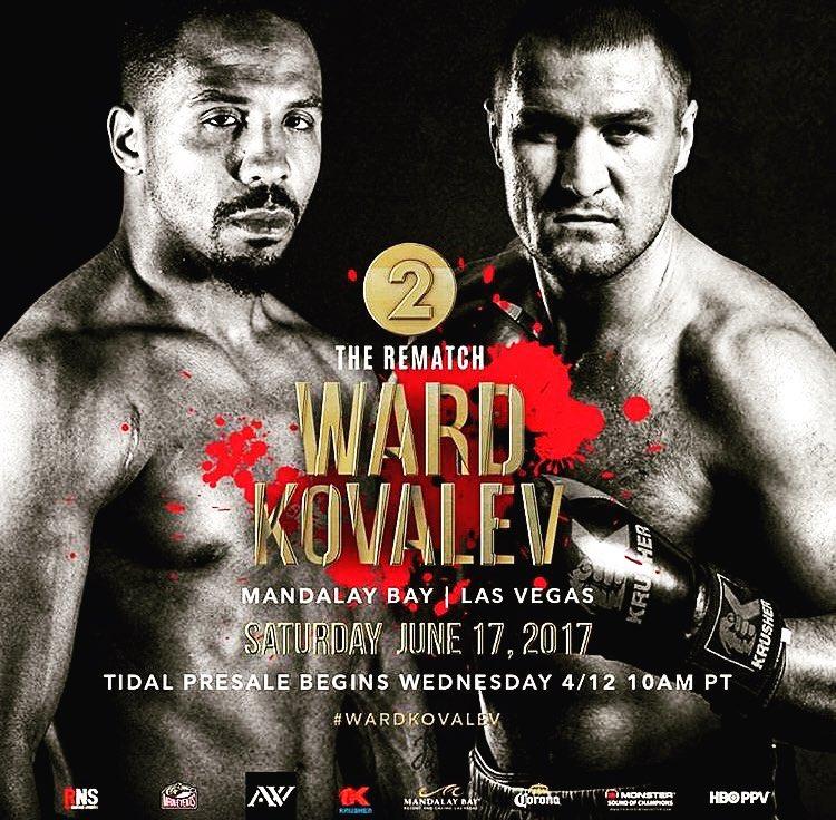 Ward-Kovalev 2 : qui sortiravainqueur?