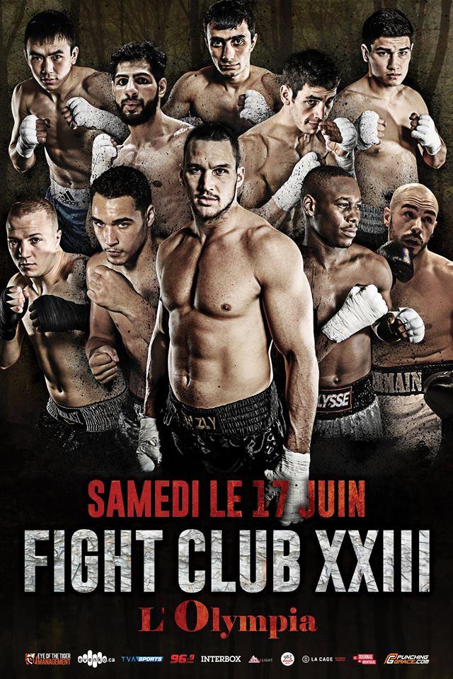 La boxe sera à l'honneur à l'Olympia le 17juin