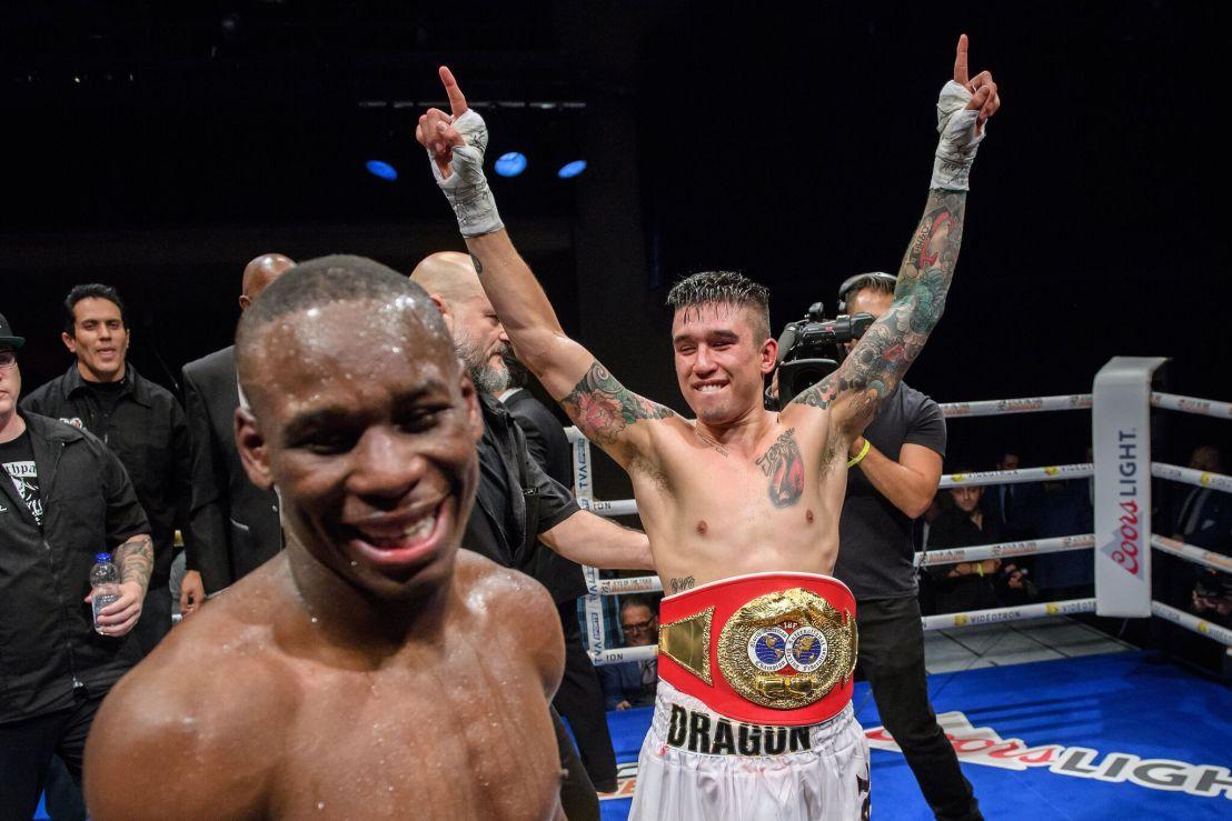 La boxe au fil de la semaine #166 – l'actualité vue par RichardCloutier