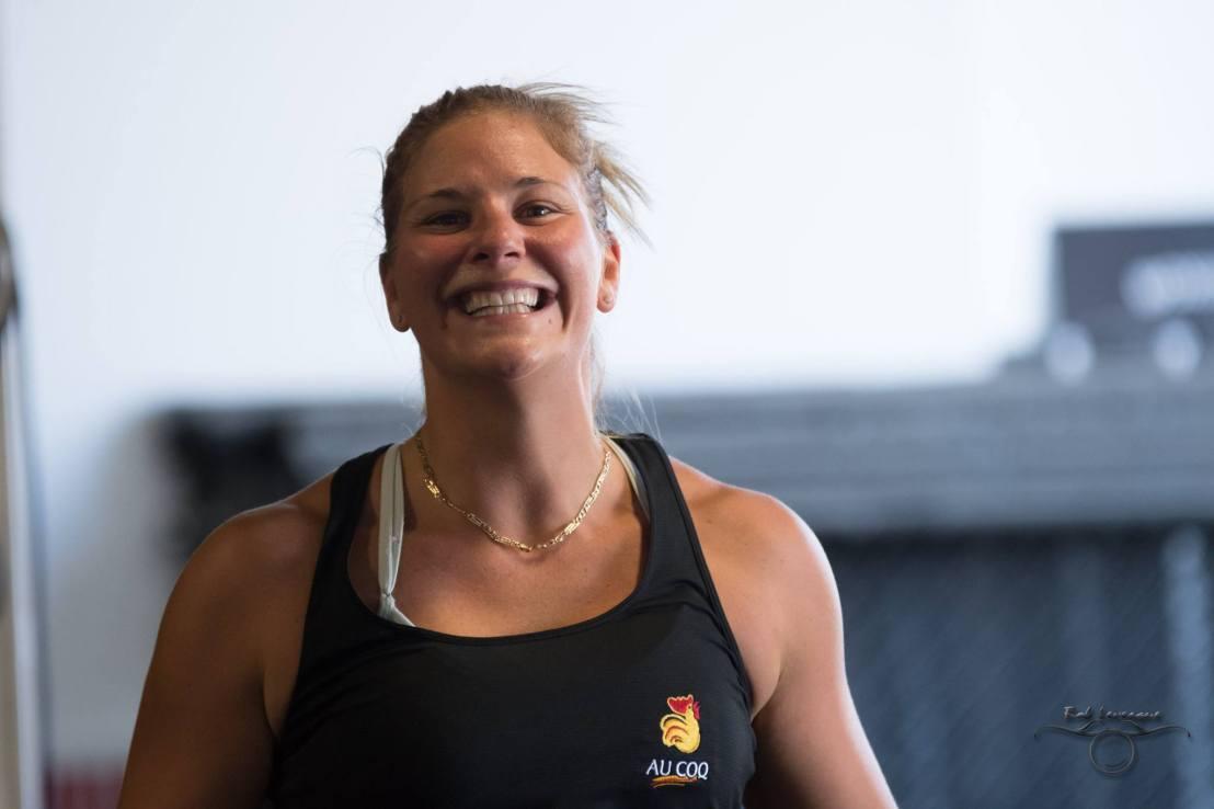 Marie-Eve Dicaire mandatée par l'IBF afin d'affronter la championne dumonde