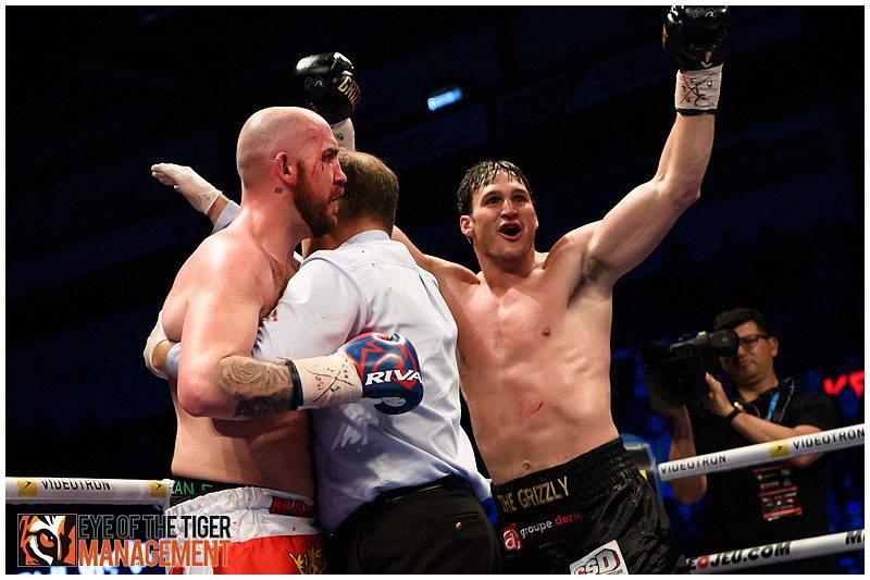 La boxe au fil de la semaine #247 – l'actualité vue par RichardCloutier