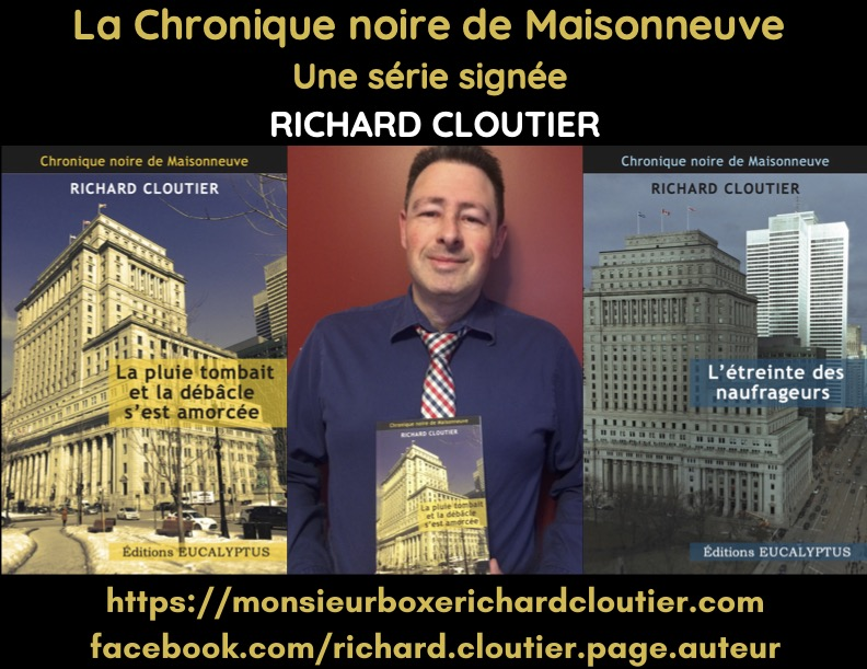 Un roman signé RICHARD CLOUTIER (17)